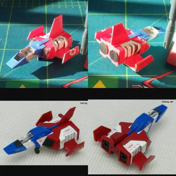 Core Fighter DIY scratch build