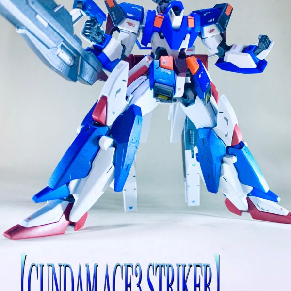 GUNDAM AGE3 STRIKER