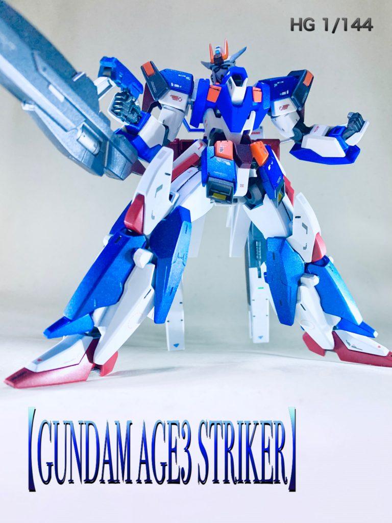 GUNDAM AGE3 STRIKER