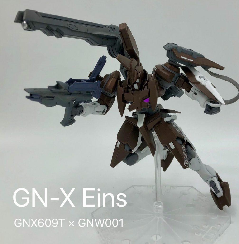 GN-X Eins(ジンクス アイン)