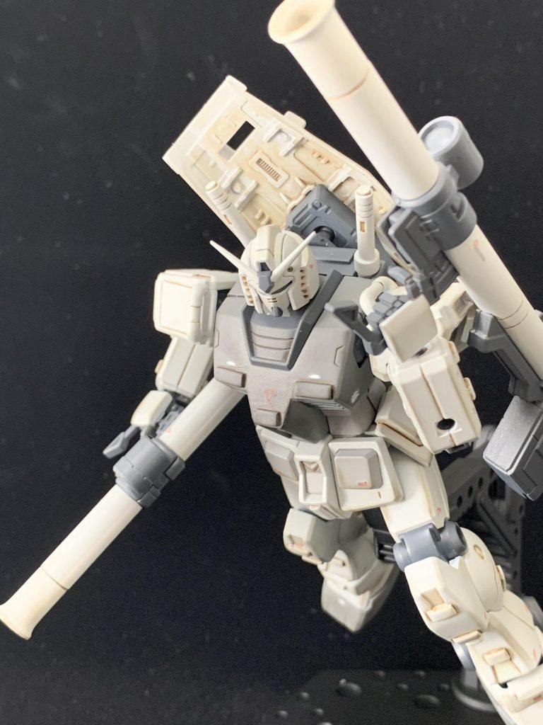 1/144 RX-78-3 G-3ガンダム