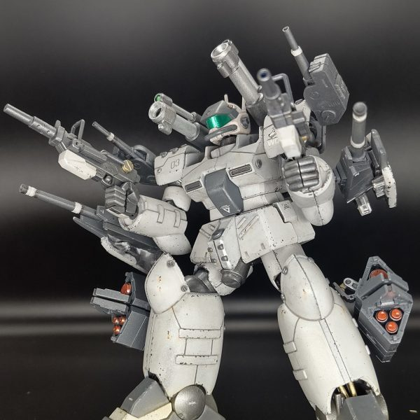 ガンキャノン量産型(WD専用最終決戦仕様)