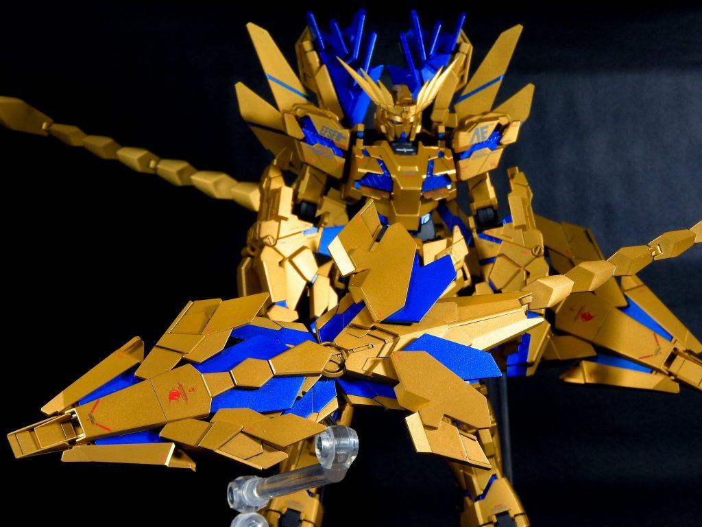 RX-0[T] フェネクス・トライデント