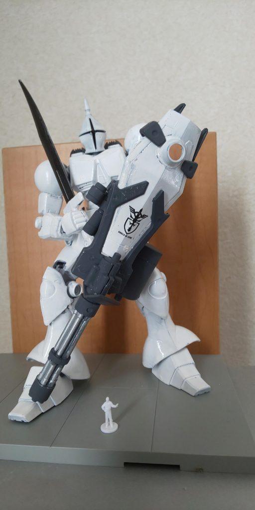 ギャンB3型 首都防衛大隊仕様