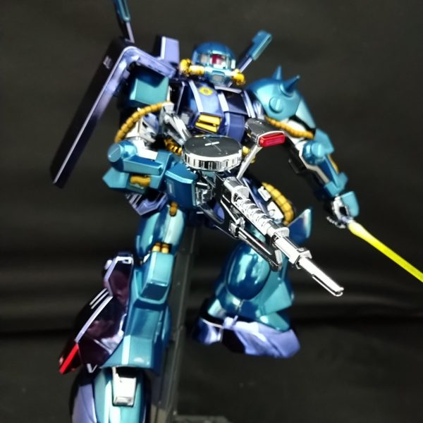 MGハイザック連邦軍カラー【フルメッキ】