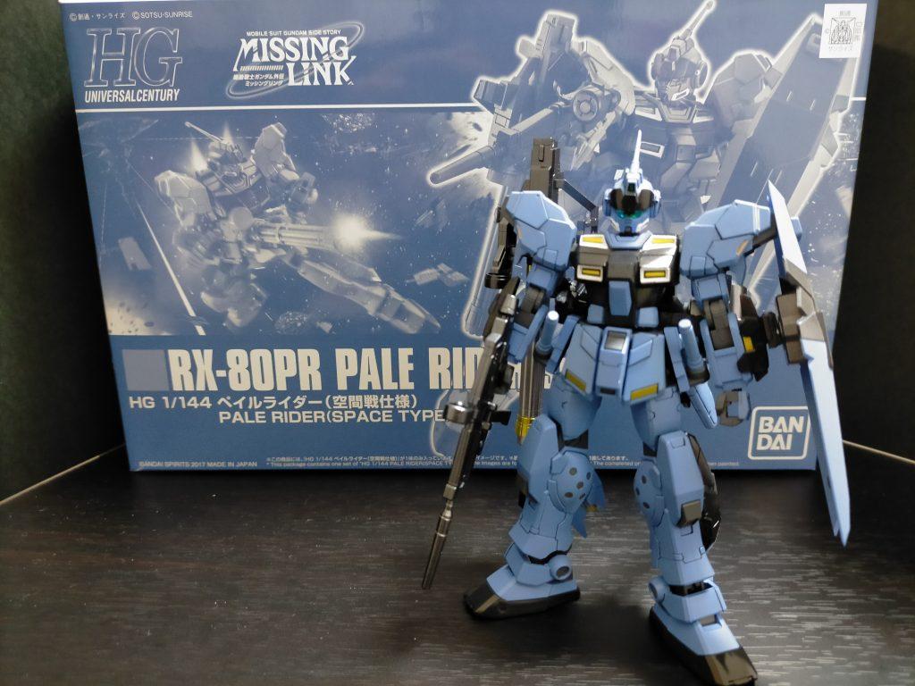 RX-80PR  PALE RIDER space type