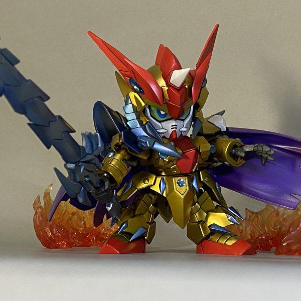 SD 聖龍騎士ゼロガンダム