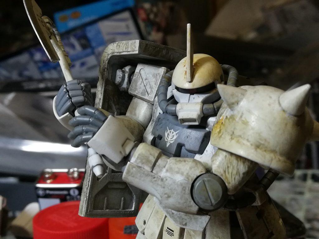 ザクF2 陸戦仕様