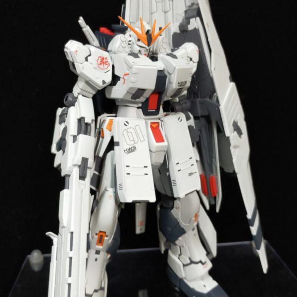 RG RX-93 νGUNDAM HWS