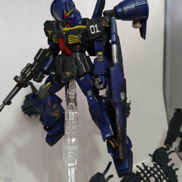 RX-178-FB ガンダムMk-2フルバーニアン