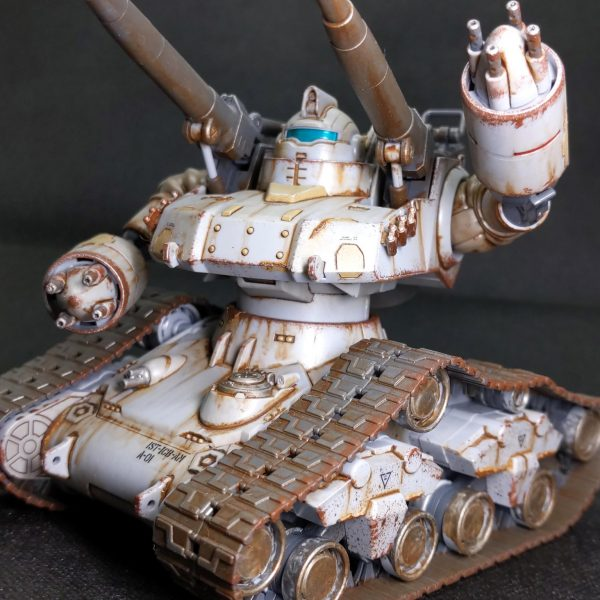 RTX-65 ガンタンク初期型 (機動戦士ガンダム THE ORIGIN)