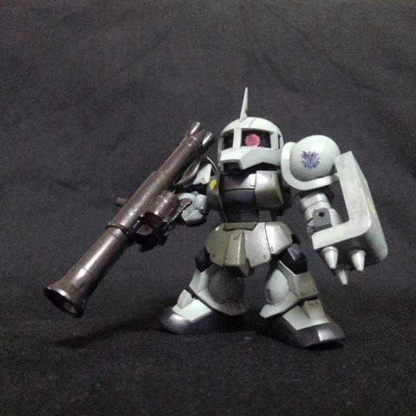 ザクⅠ(S)(ゲラート・シュマイザー専用機)