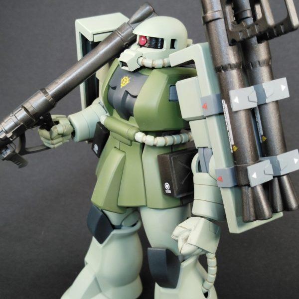 量産型ザク (ルウム戦役時)