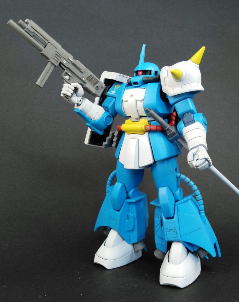 高機動型ザク (MS-06-R2)