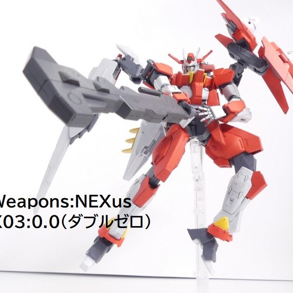【GBNW:NEXus】03:0.0(ダブルゼロ)