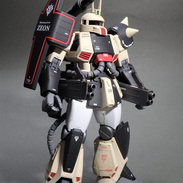 MS-06K    ザクキャノン