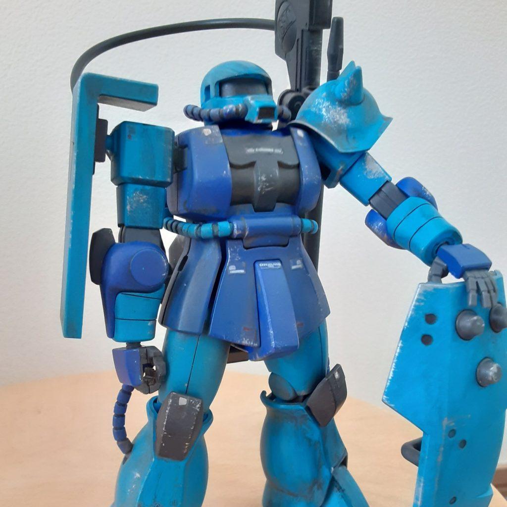 ザクスナイパー 電磁砲装備型