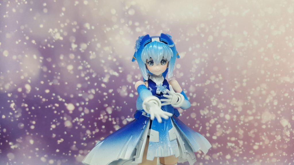 雪明かりの少女(Snow Light Sarah)