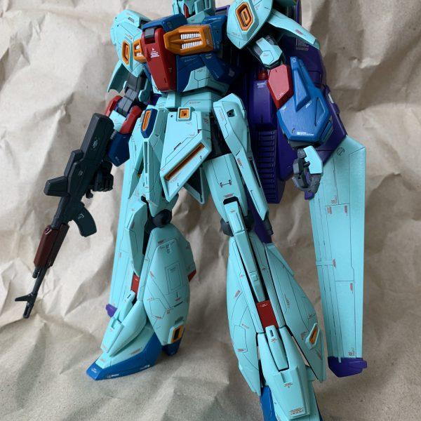 MG 1/100リガズィ ・カスタム