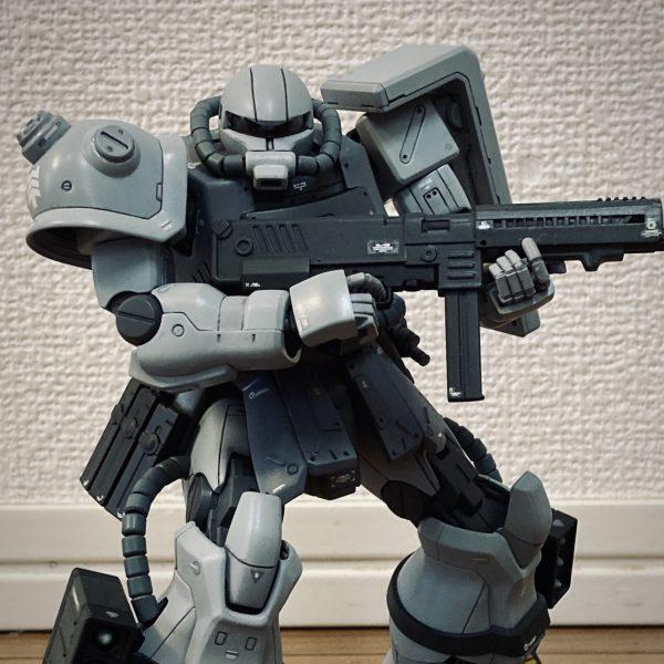 MG ザクⅡ F2型
