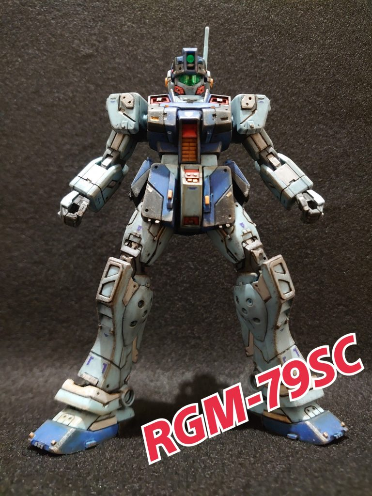 RGM-79SC