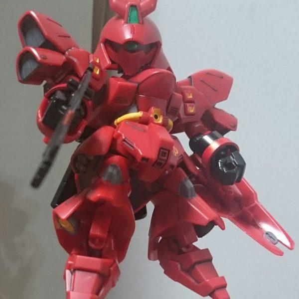 SD決戦・赤い彗星