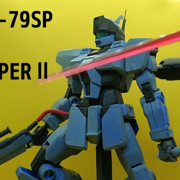 HG ジムスナイパーⅡ (ジオン改修機)