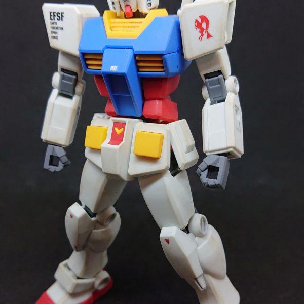 RX-78-2 ガンダム(エントリーグレード)