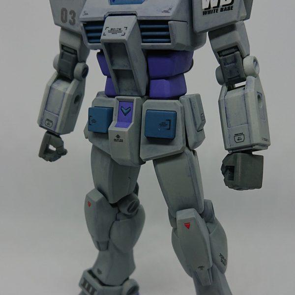 RX-78-3   G3ガンダム(エントリーグレード)