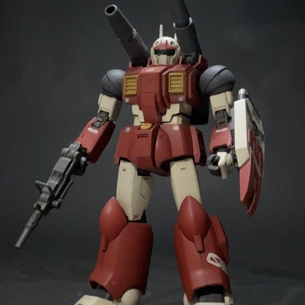 陸戦型ガンキャノン