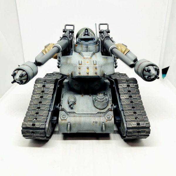 1/144 HG ガンタンク初期型