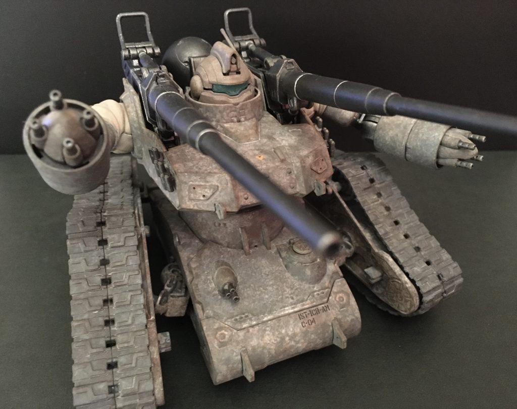 HG 1/144 ガンタンク初期型