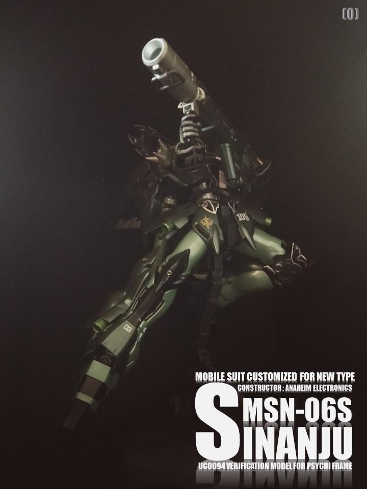 MSN-06S SINANJU No1