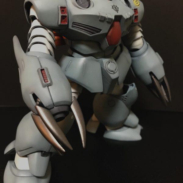 HGUC MSM-07E ズゴックE