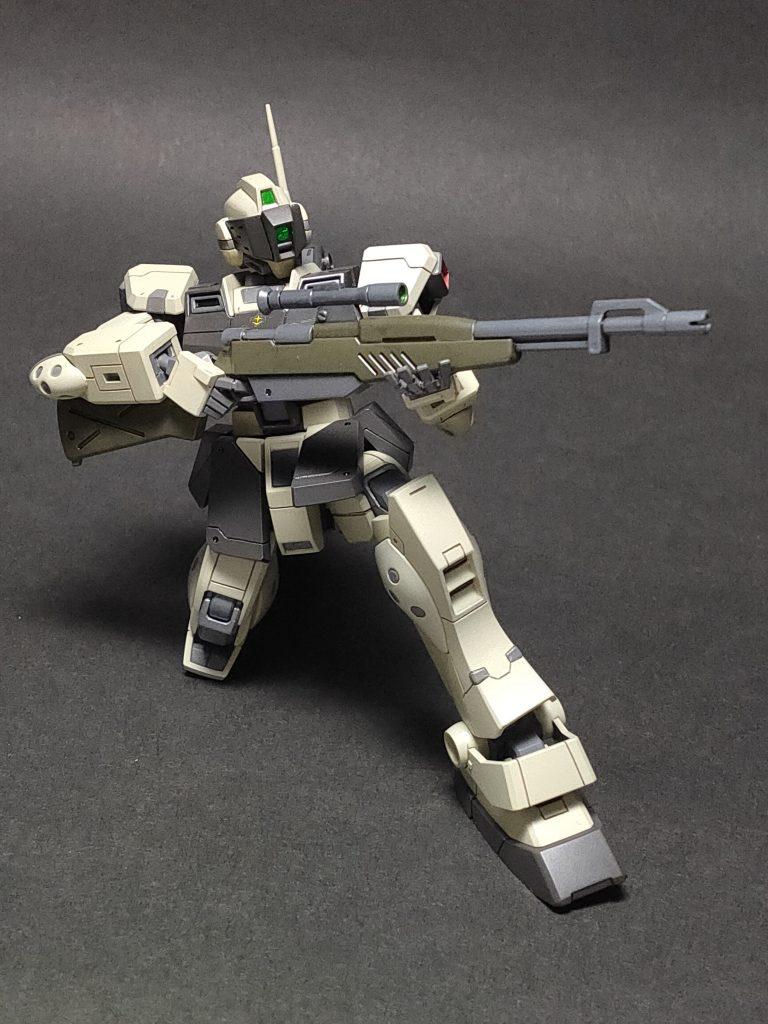 HGUC RGM-79SP ジム・スナイパーII