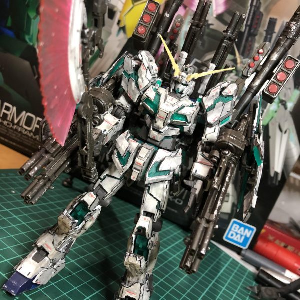 【FULL ARMOR UNICORN GUNDAM