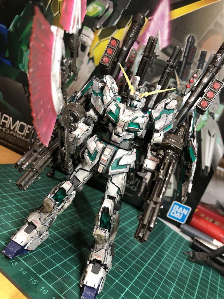 【FULL ARMOR UNICORN GUNDAM