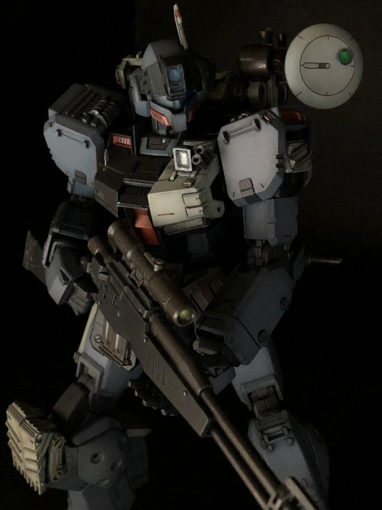 RGM-79SP GM SNIPER Ⅱ