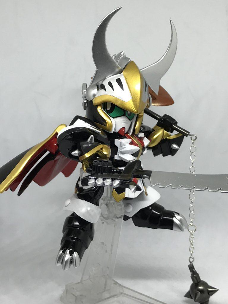 闇騎士ガンダムマークⅡ