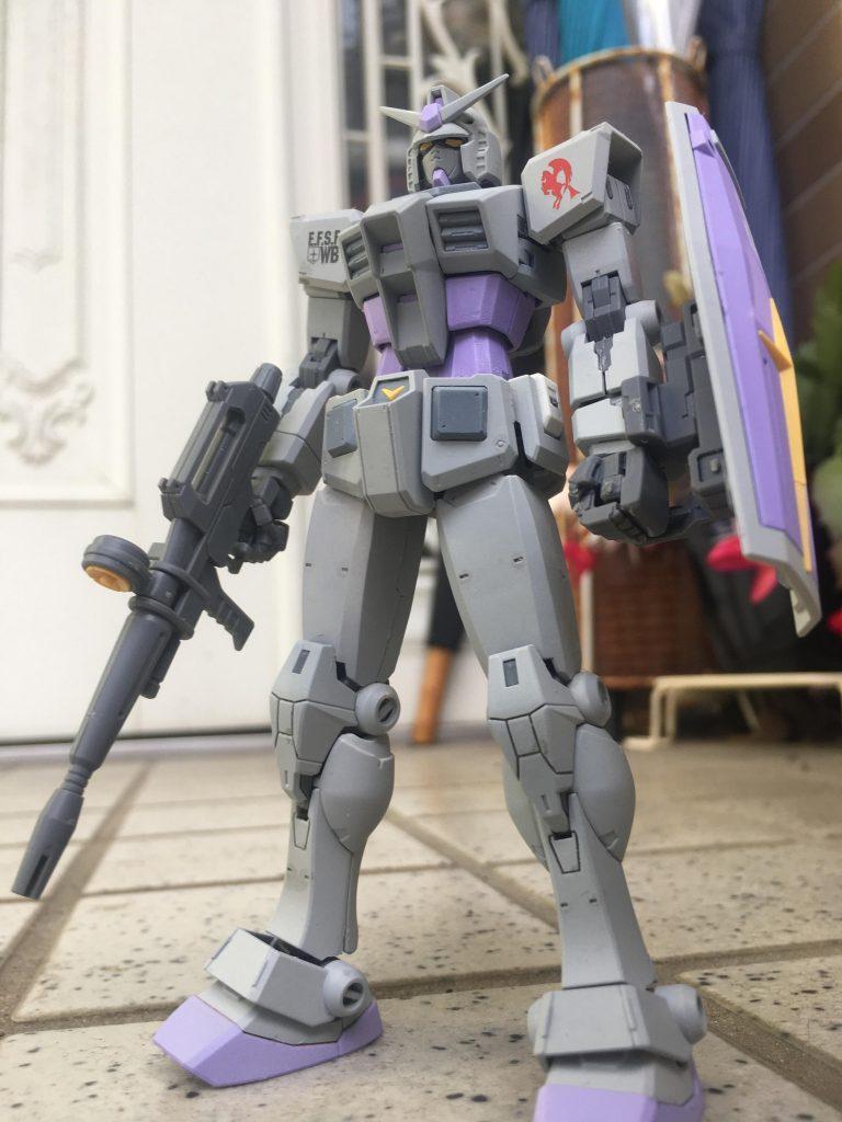 RX-78-3 G3ガンダム