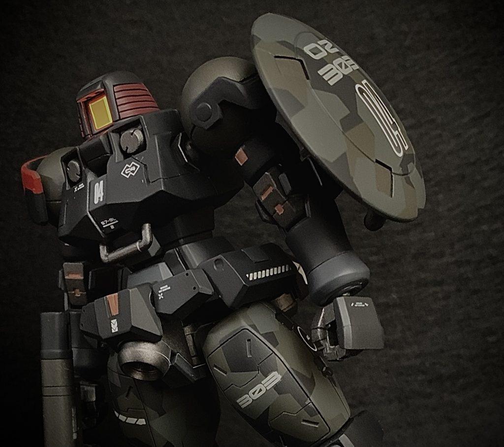 HGAC OZ-06MS LEO(リーオー) customize color