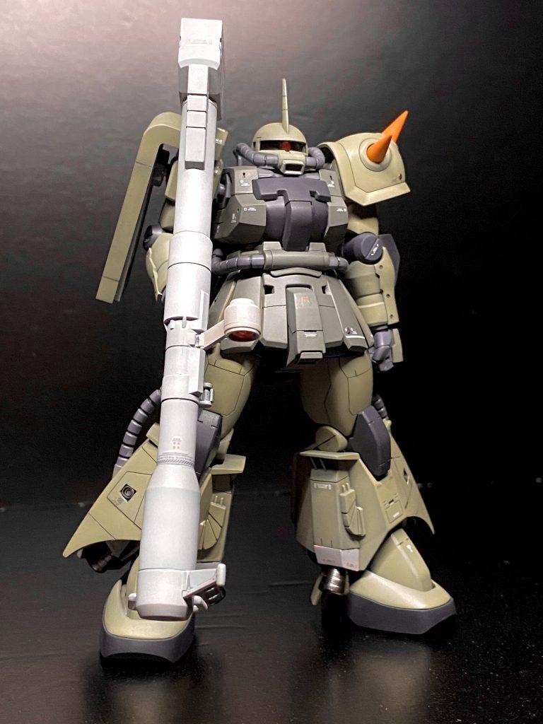 MS-06R2 高機動型ザク