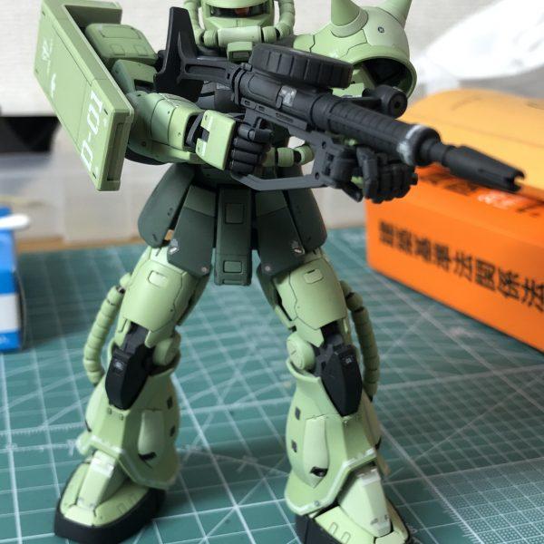 RG  量産型ザクII