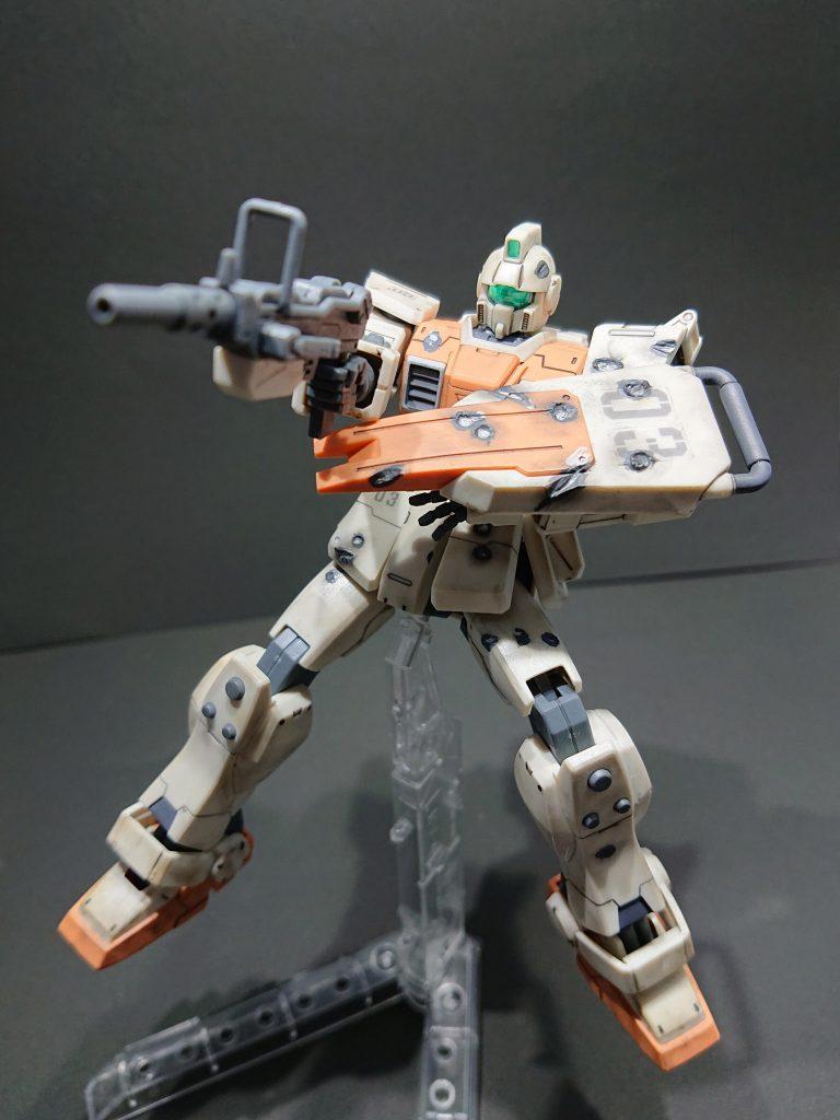 陸戦型ジム(ダメージド)