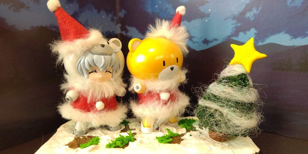 プチッガイ(サラとクリスマス)