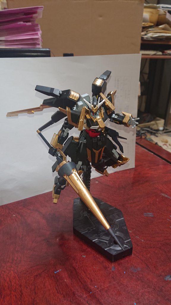 黒騎士ガンダムシュバルツリッター