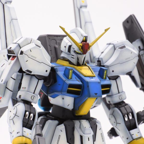 RX-166:ガンダムMark-IIIイグレイ