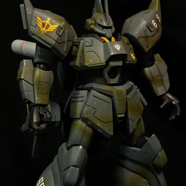 ゲルググイェーガー (降下猟兵仕様)