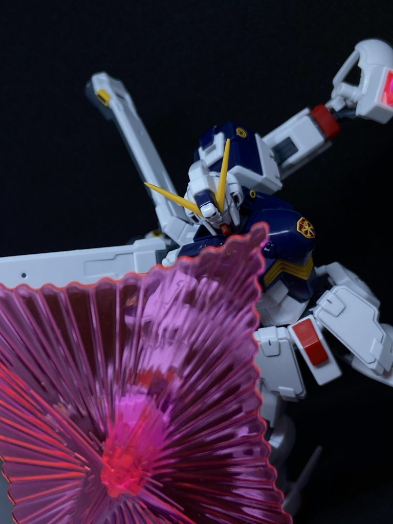 HG クロスボーンガンダムX1改