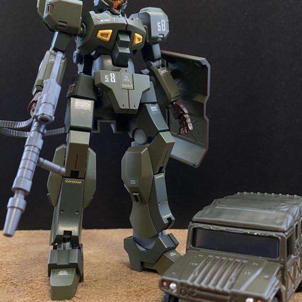 XX式 人型装甲戦闘車両(仮)